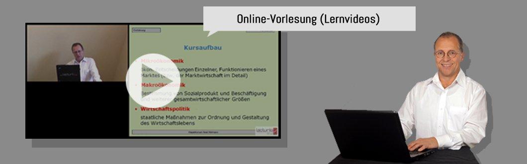 Onlinevorlesung