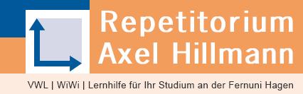 Repetitorium Axel Hillmann